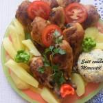 Sült csirkecombok 1
