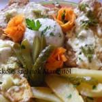 Sajtos brokkolis szelet 1