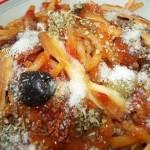 Spaghetti Milanese 1
