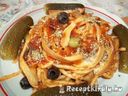 Spaghetti Milanese