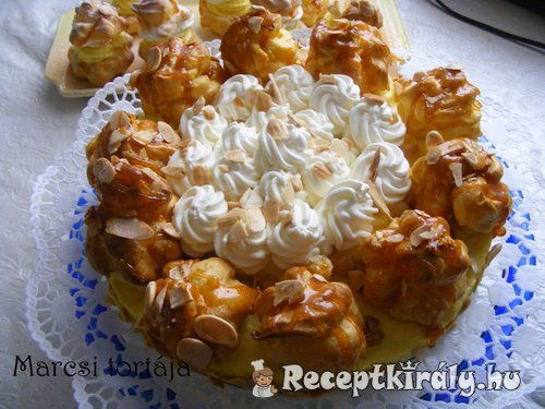 St Honore torta 1