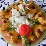 Tejfölös sült csirkeszárny 1