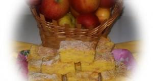 Tepsis almás egyszerűen
