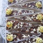 Vaníliás torta szelet 1