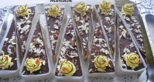 Vaníliás tortaszelet