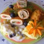 Ananászos rántott csirkemell 2