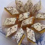 Csokipudingos szelet 1