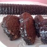 Csokis diós őzgerinc 1