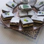 Csokis túrós szelet 2
