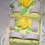 Datolyakrémes torta 3