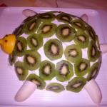 Desszert teknős
