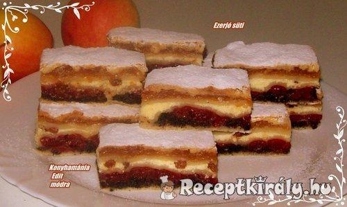Ezerjó süti