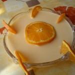 Joghurtos narancsleves 1