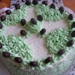Kókuszos torta 1