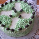 Kókuszos torta