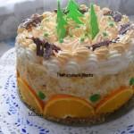 Karácsonyi narancs torta 3