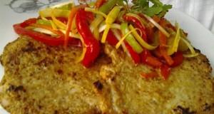 Mézes mustáros chilis sertésborda