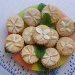 Mandulavirágos linzer
