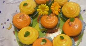 Narancsos citromos muffin
