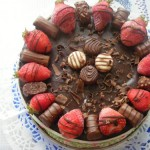 Túrós csokitorta 1