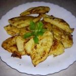 Tejben pácolt vajban sült csirkemell tzatzikival 3