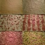 Sonkás póréhagymás kukoricás langalló