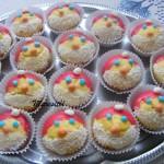 Télapó muffin 1