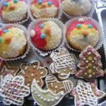 Télapó muffin 2