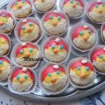 Télapó muffin 3