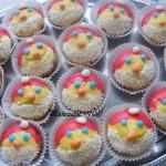 Télapó muffin 4
