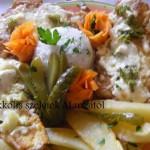 Brokkolis sajtos szeletek 1