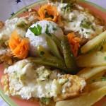 Brokkolis sajtos szeletek 2