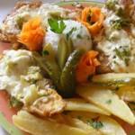 Brokkolis sajtos szeletek 3
