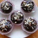Csokis mogyorós muffin 1