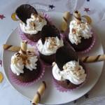 Csokis mogyorós muffin 2