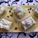 Diós gyümölcsös sütemény 2
