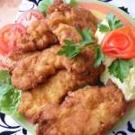 Joghurtos sajtos rántott csirkemell 1