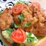 Joghurtos sajtos rántott csirkemell 3