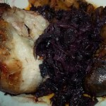 Malacsült hurkával krumplival 2