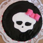 Monster high baba torta 1