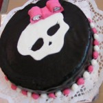 Monster high baba torta 3