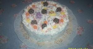 Oroszkrém torta III