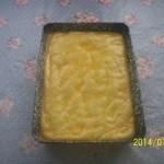 Túrós-almás pite 2