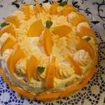 Narancsos oroszkrémtorta 1