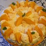 Narancsos oroszkrémtorta 2
