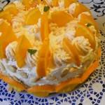 Narancsos oroszkrémtorta 3