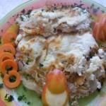 Savanyúkáposztás csirkemell 1