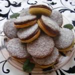 Szilveszter sütemény 1