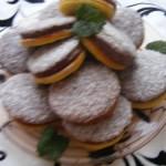 Szilveszter sütemény 2