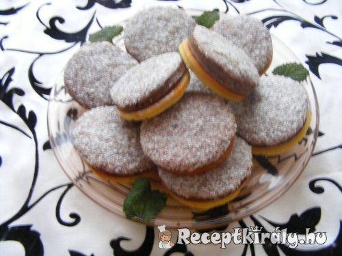 Szilveszter sütemény